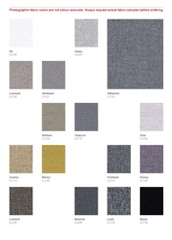 Camira Cara Colour Range