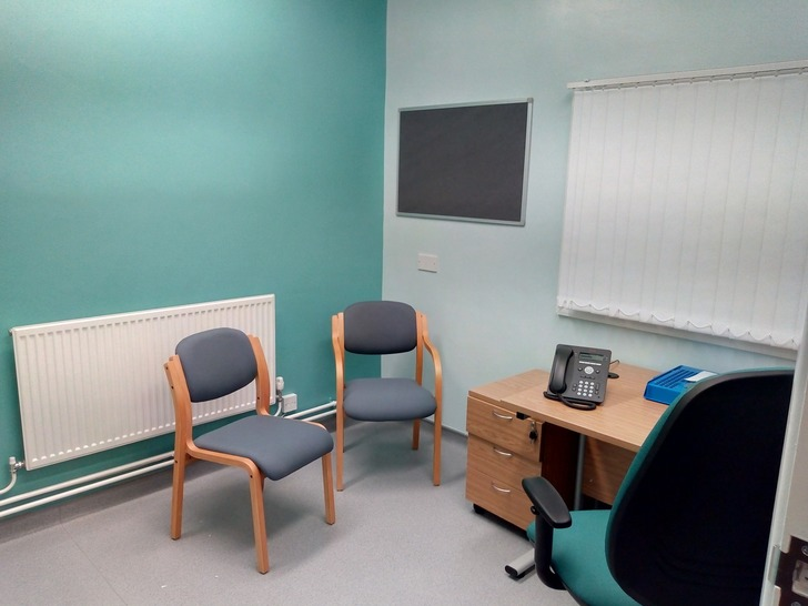 Doctors surgery furniture