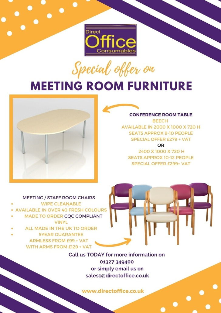 Doctors surgery office furniture